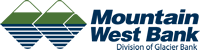 Mountain West Bank Division of Glacier Bank logo